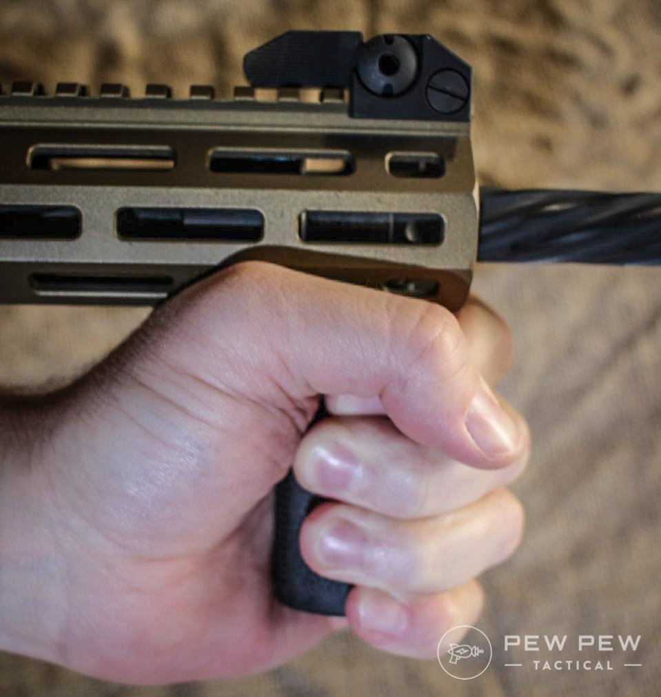 7 Best AR-15 Foregrips [2019 Hands-On]: Vertical & Angled