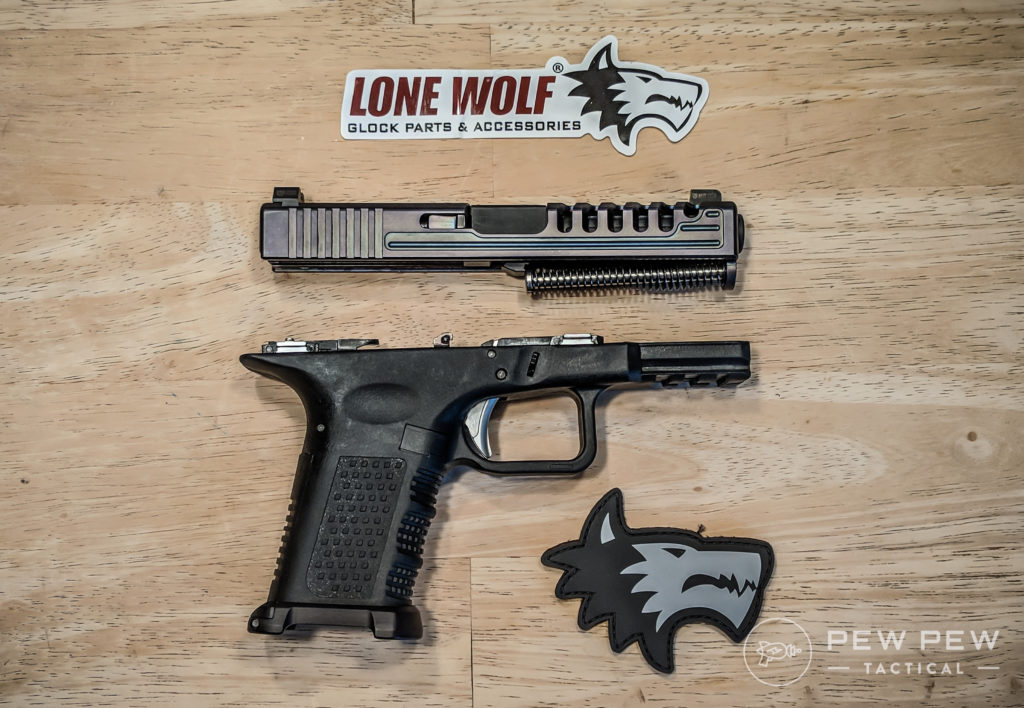 Review] Lone Wolf Timberwolf Frame - Pew Pew Tactical