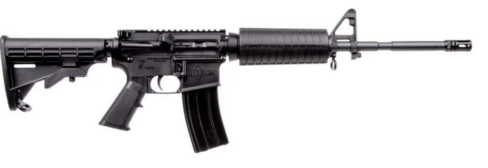 Modern AR-15 (Diamondback DB15SB M4 Basic AR-15)