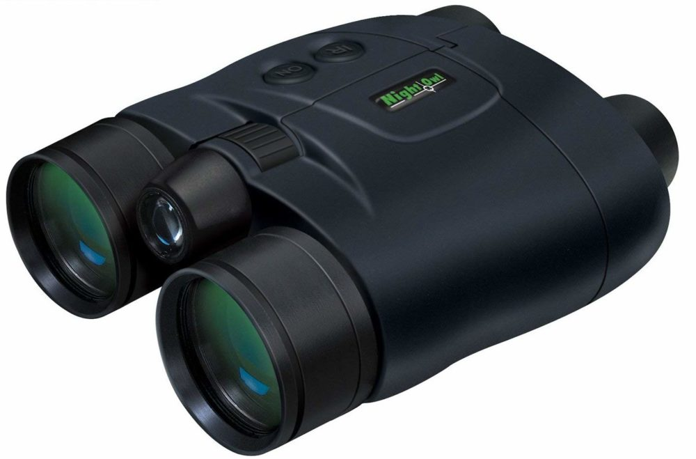 Night Own Optics NOB3X with Infrared