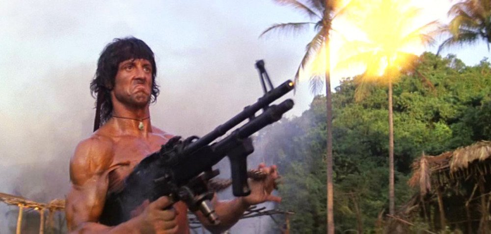Rambo Full Auto
