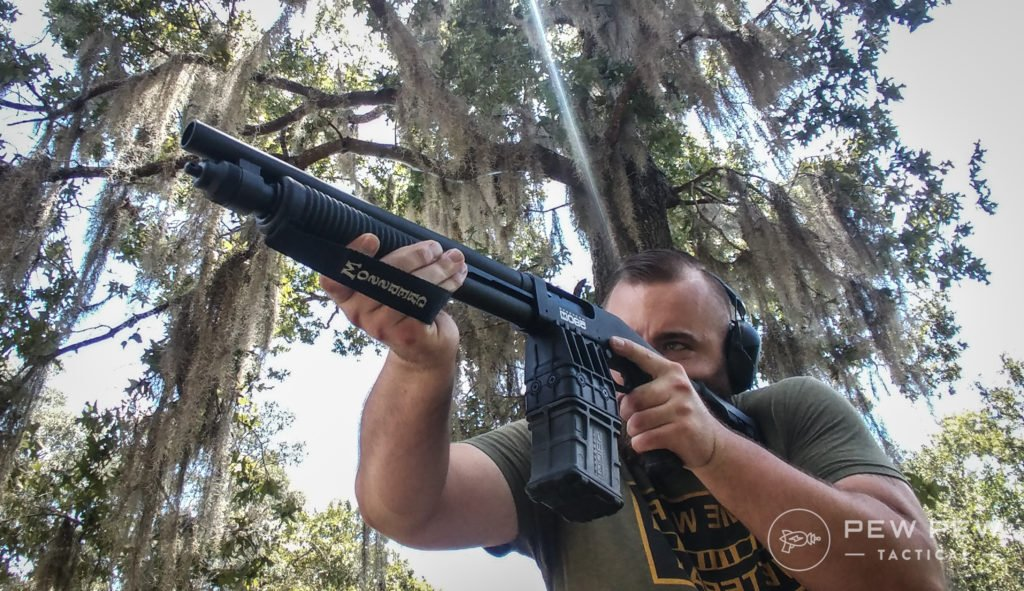 Review] Mossberg 590M Shockwave: Magazine-Fed Freedom - Pew