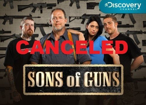 Sons of Guns Canceled