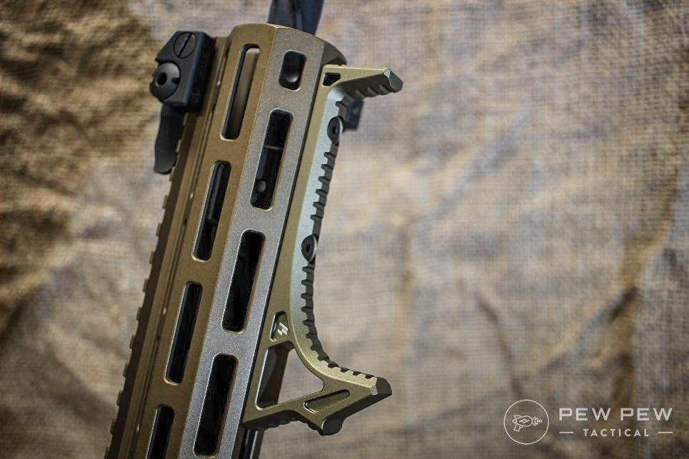 Strike Industries LINK Curved Foregrip