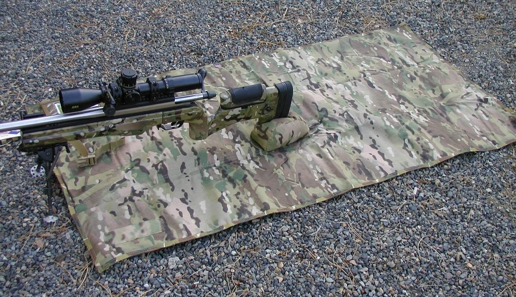 Sunrise Tactical Mat