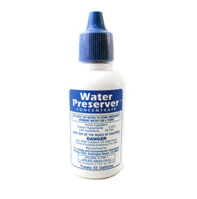 Water Preserver