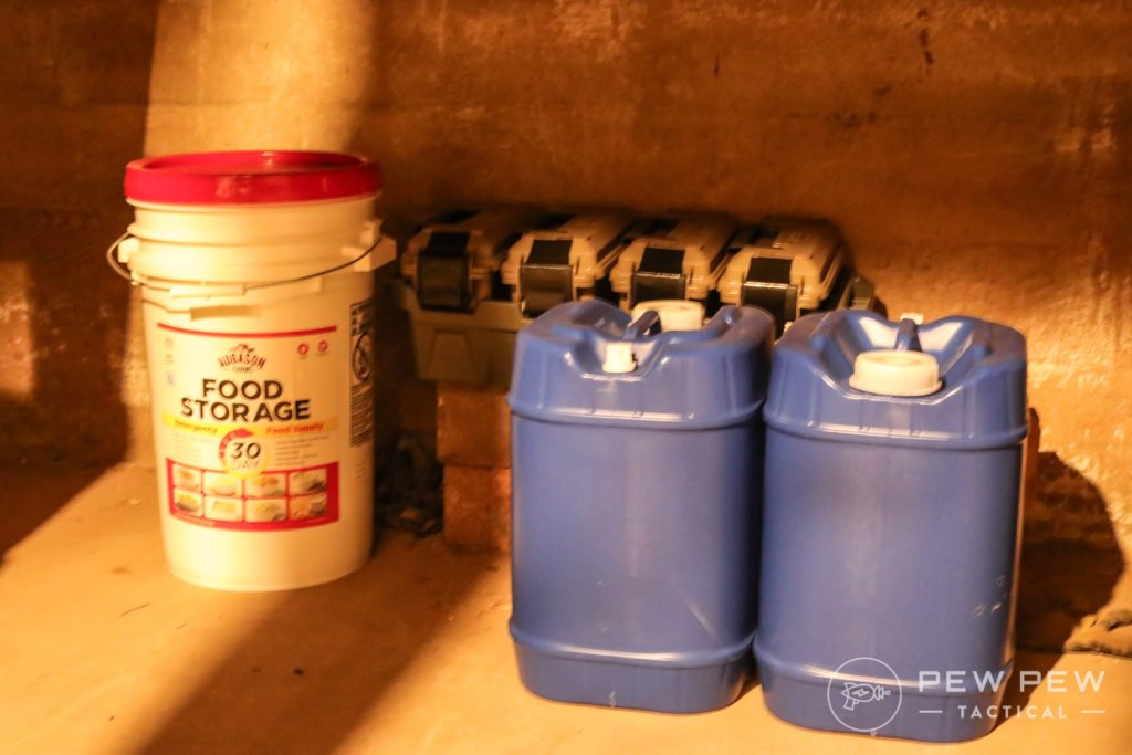 Best Water Storage Containers for Emergencies [2019] - Pew
