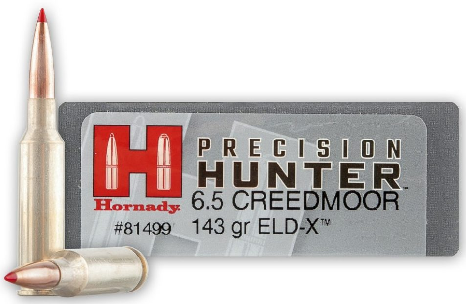Hornady Superformance 6.5 Creedmoor 143gr