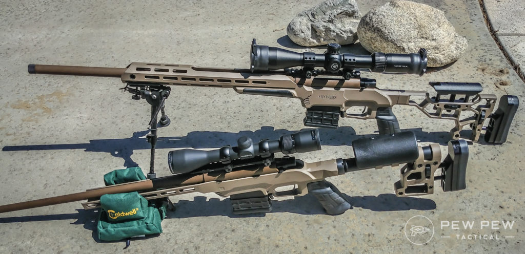Howa 1500 in MDT