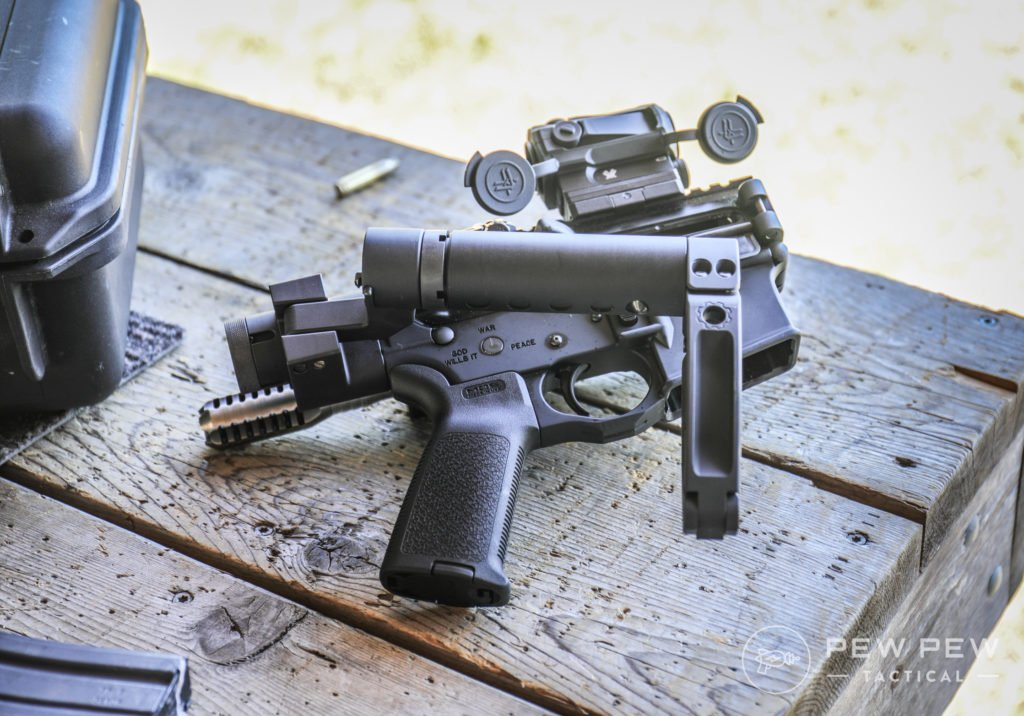 Best Folding AR-15 [2019]: Stocks & Complete Rifles - Pew