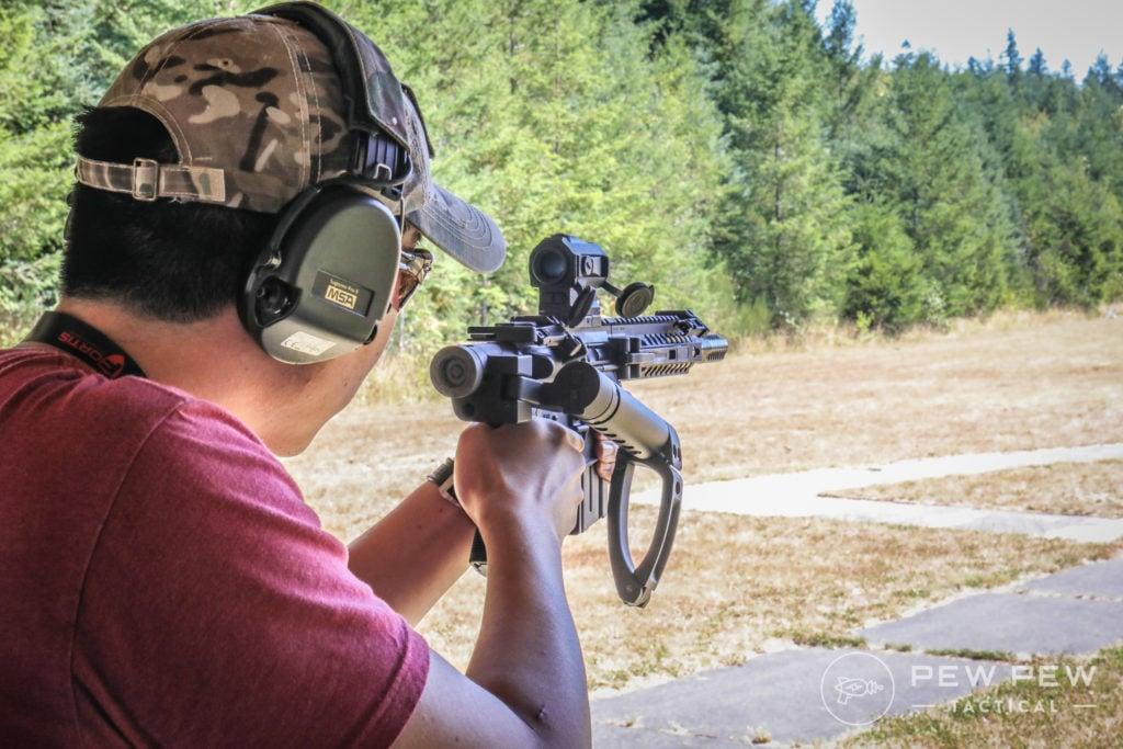 Best Folding AR-15 [2019]: Stocks & Complete Rifles - Pew