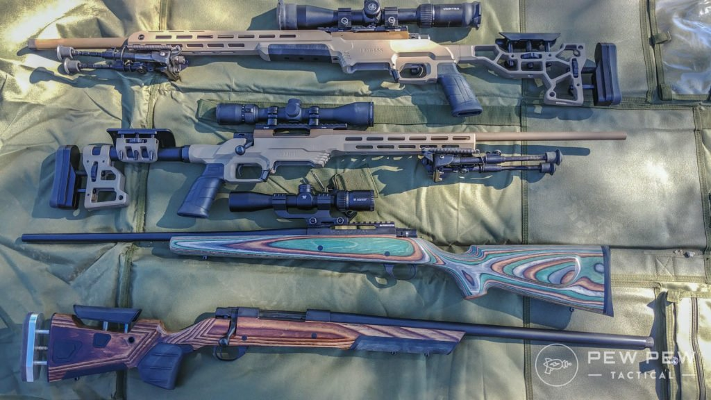 Howa 1500 in MDT and Boyds