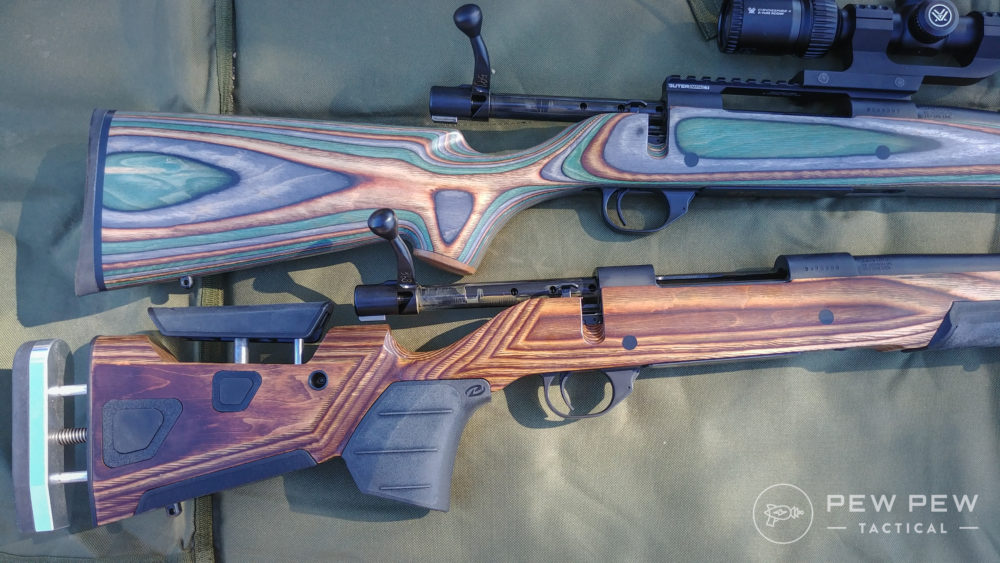 Review] Boyds Stocks: AT-One & Platinum - Pew Pew Tactical