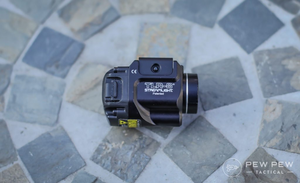 Streamlight TLR-8 Light and Laser Combo