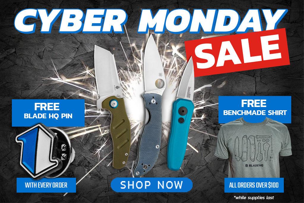Blade HQ Cyber Monday