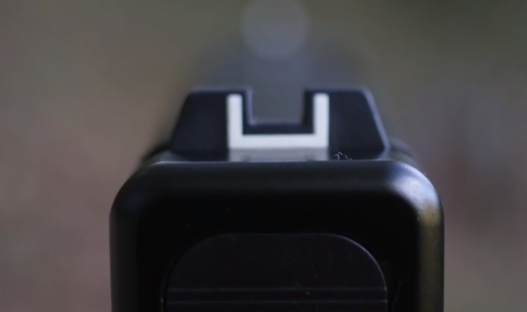 G43 Rear Sight