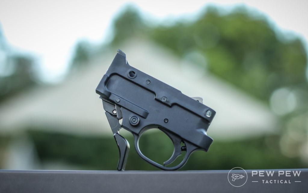 Ruger BX 10/22 Trigger