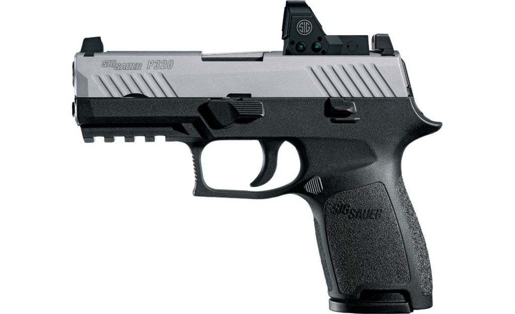 Sig p320 rx compact