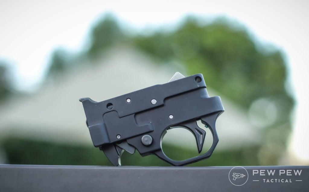 Volquartsen 10/22 TG2000 Trigger