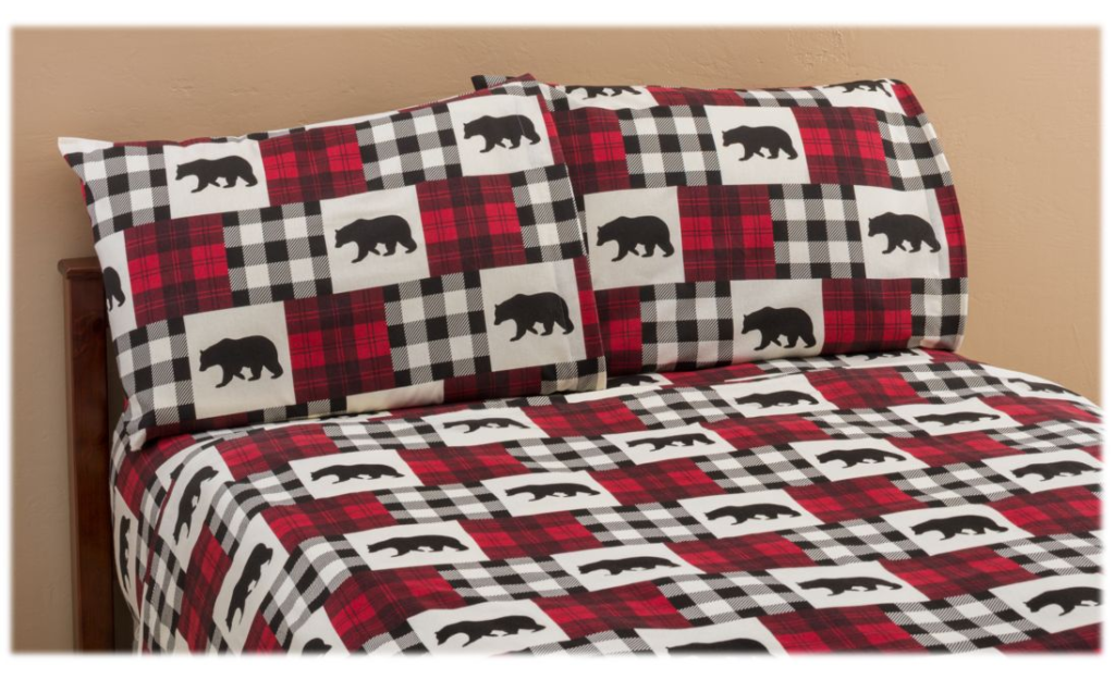 cabelas flannel sheet