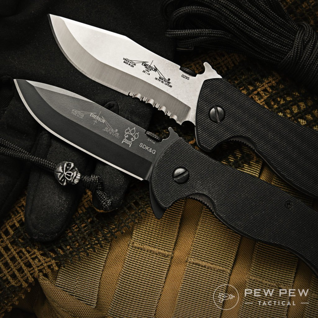 10 Best Tactical Knives [2019 Hands-On]: Combat Proven - Pew