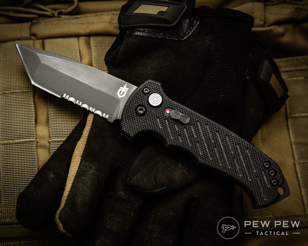 10 Best Tactical Knives [2019 Hands-On]: Combat Proven - Pew Pew