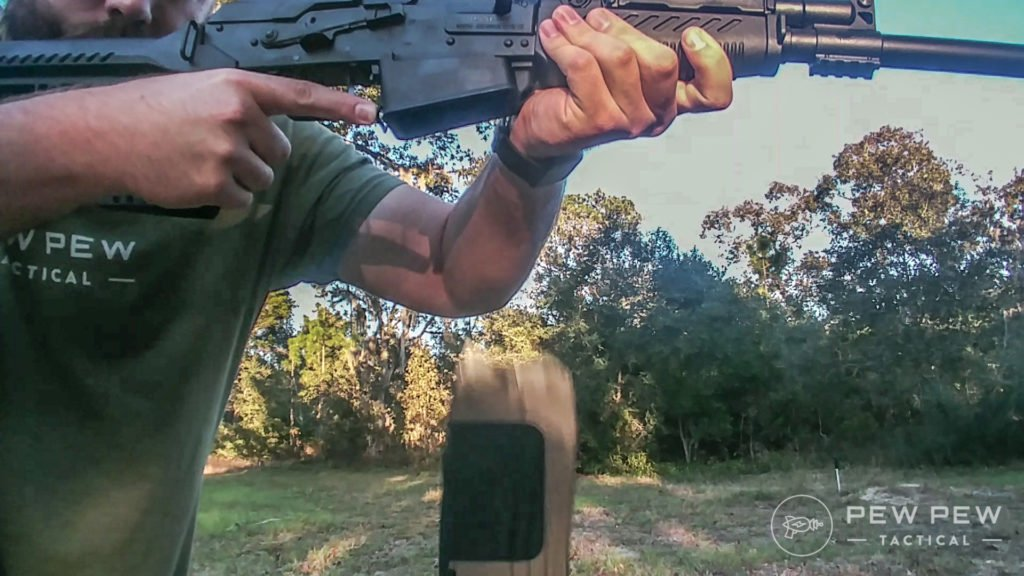 Review] Citadel RS S1 Tactical: AK-Style Shotgun - Pew Pew