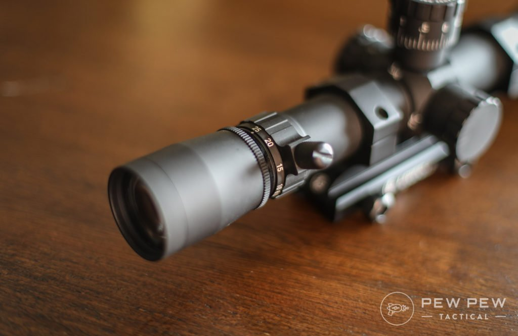 Leupold LRP Magnification Ring