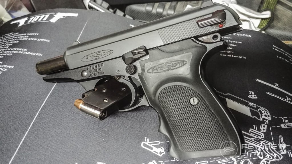 Review] Bersa Thunder & Firestorm  380: Better 007 PPK? - Pew Pew