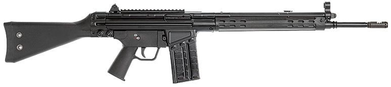 6 Best 308 7 62 Semi Auto Rifles Battle Ready Pew Pew Tactical