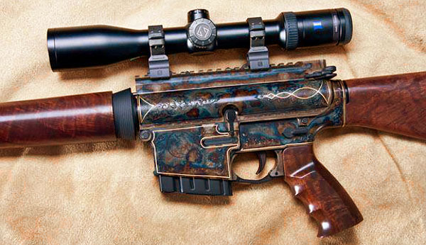 Learn gunsmithing at home for free