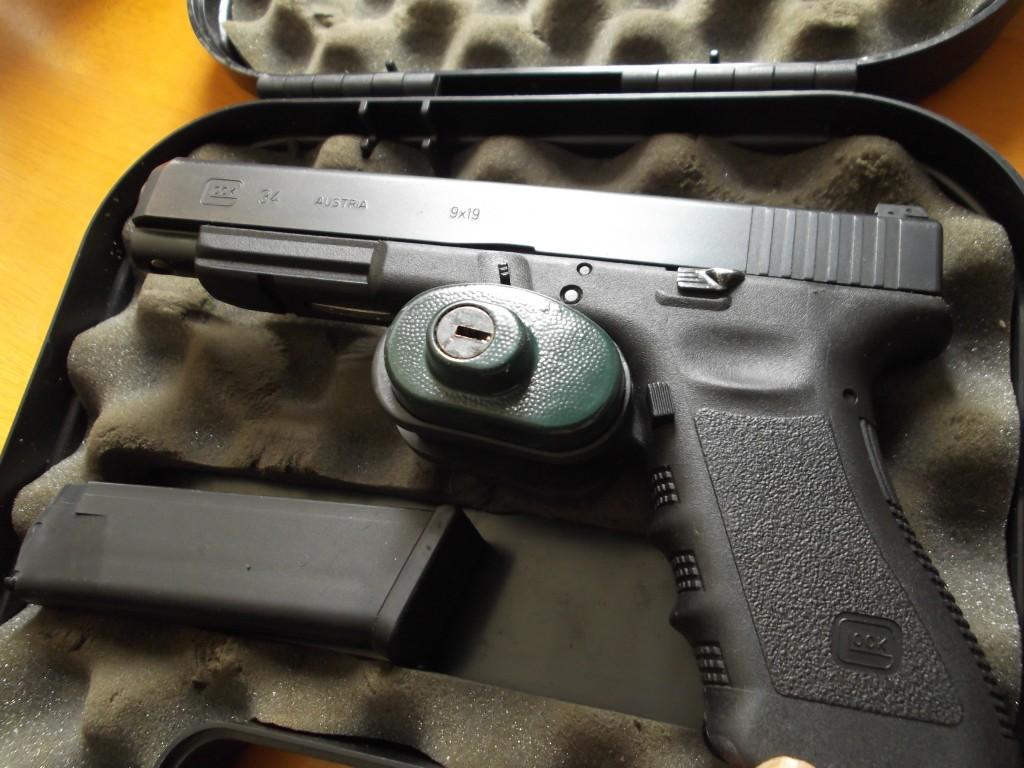 Glock Trigger Lock