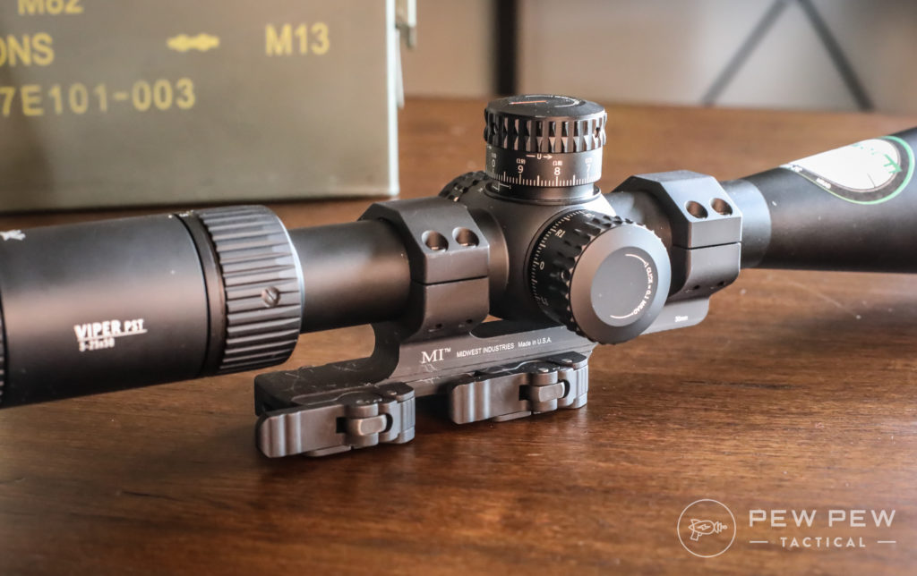 Midwest QD Scope Mount