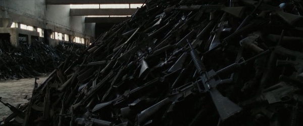 Pile of m16