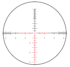 Steiner SCR Reticle