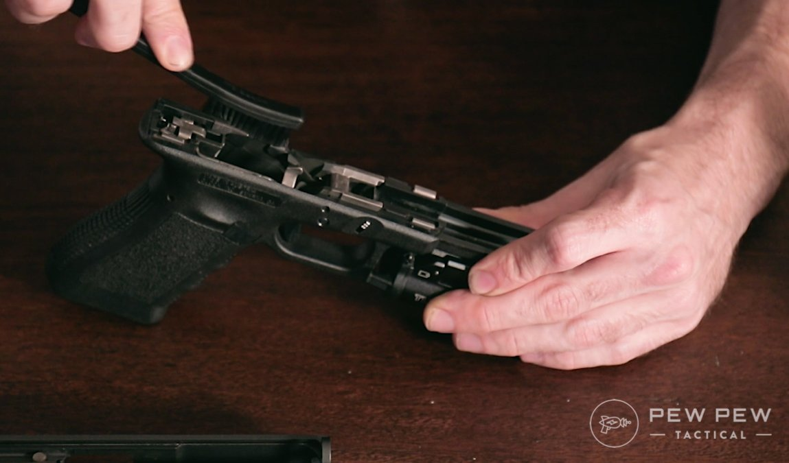 How to Clean & Lubricate Your Glock in 10 Minutes - Pew Pew