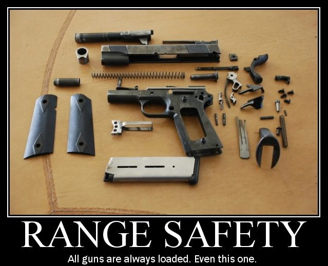 range safety meme