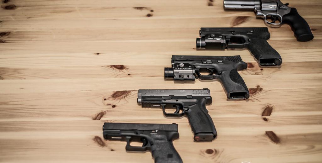 Beginner's Guide to Guns
