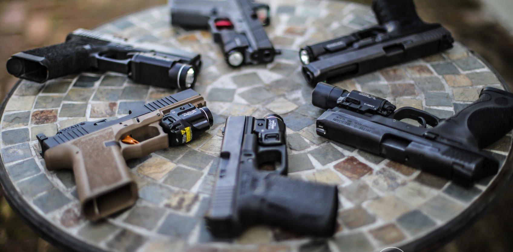 classification of firearms