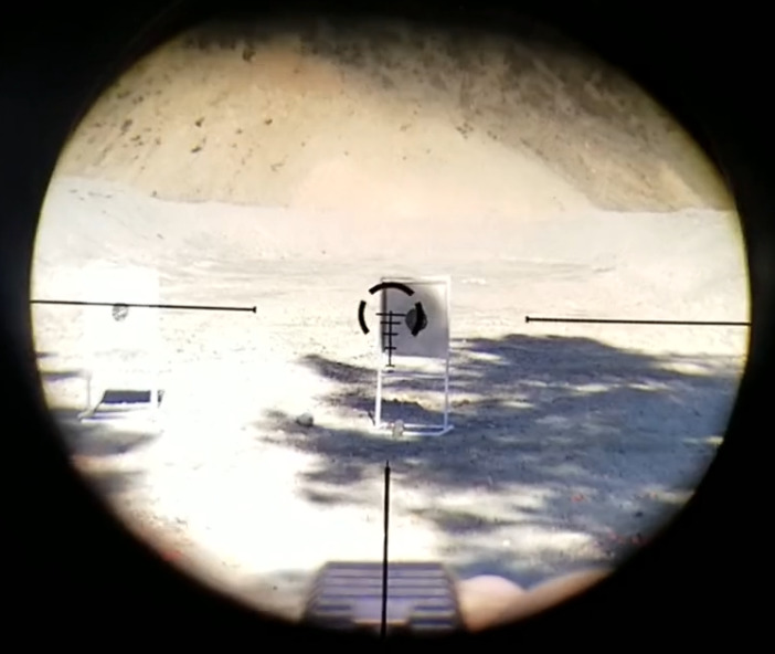 DPMS Miculek Reticle Movement