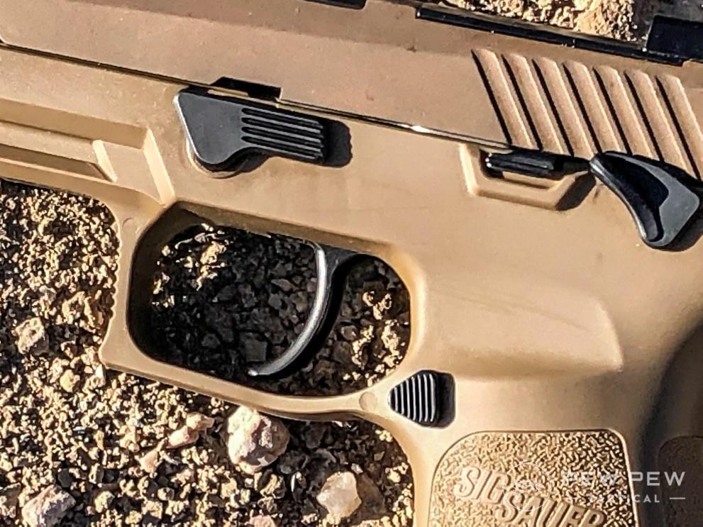 Review] Sig Sauer P320-M17 (Civilian Version) - Pew Pew Tactical