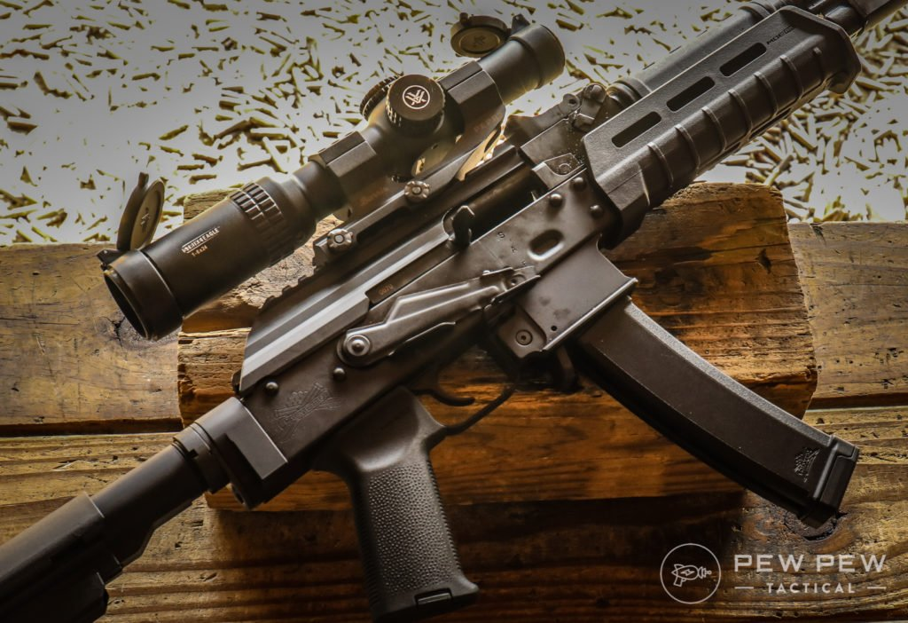 Review] Palmetto State Armory (PSA) 9mm AKV: Innovation & Obstacles
