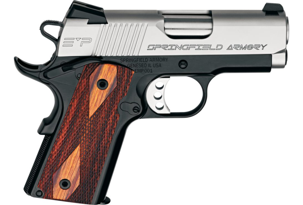 Best Handguns for Small Hands [2019] - Pew Pew Tactical