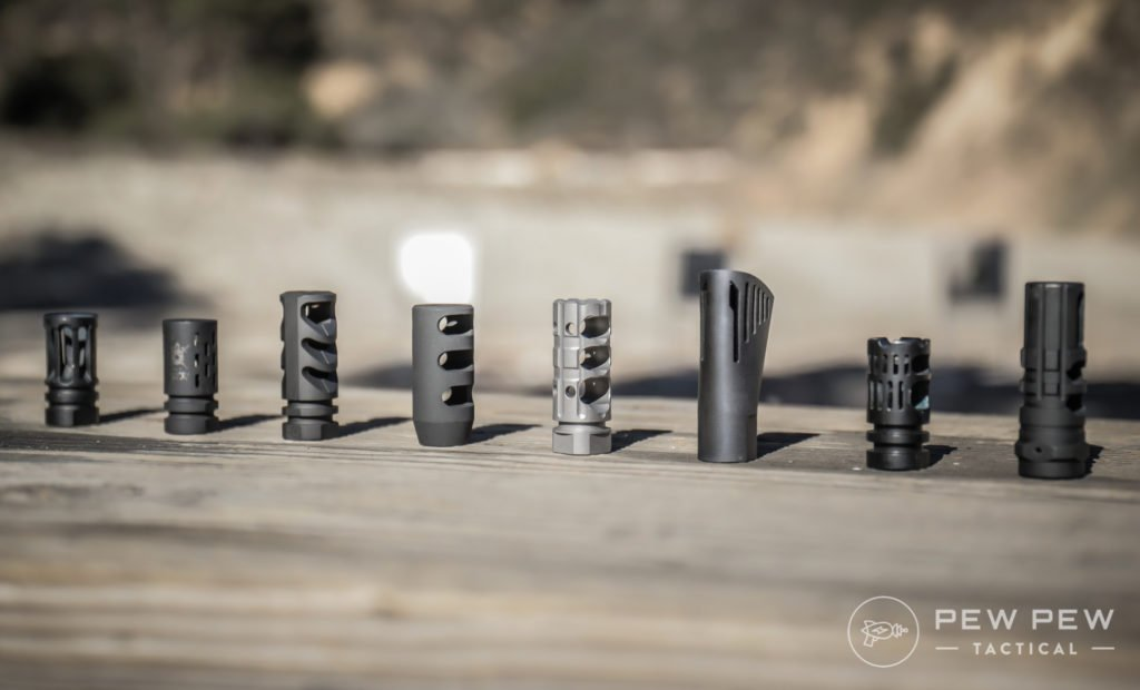 Tested Muzzle Brakes