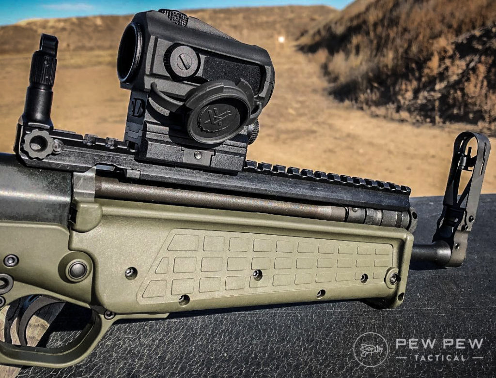 Review] Kel-Tec RDB-S: Little Bullpup That Could - Pew Pew
