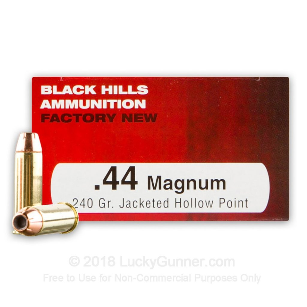 Best  44 Magnum Ammo [Hunting, Defense, & Lever Action