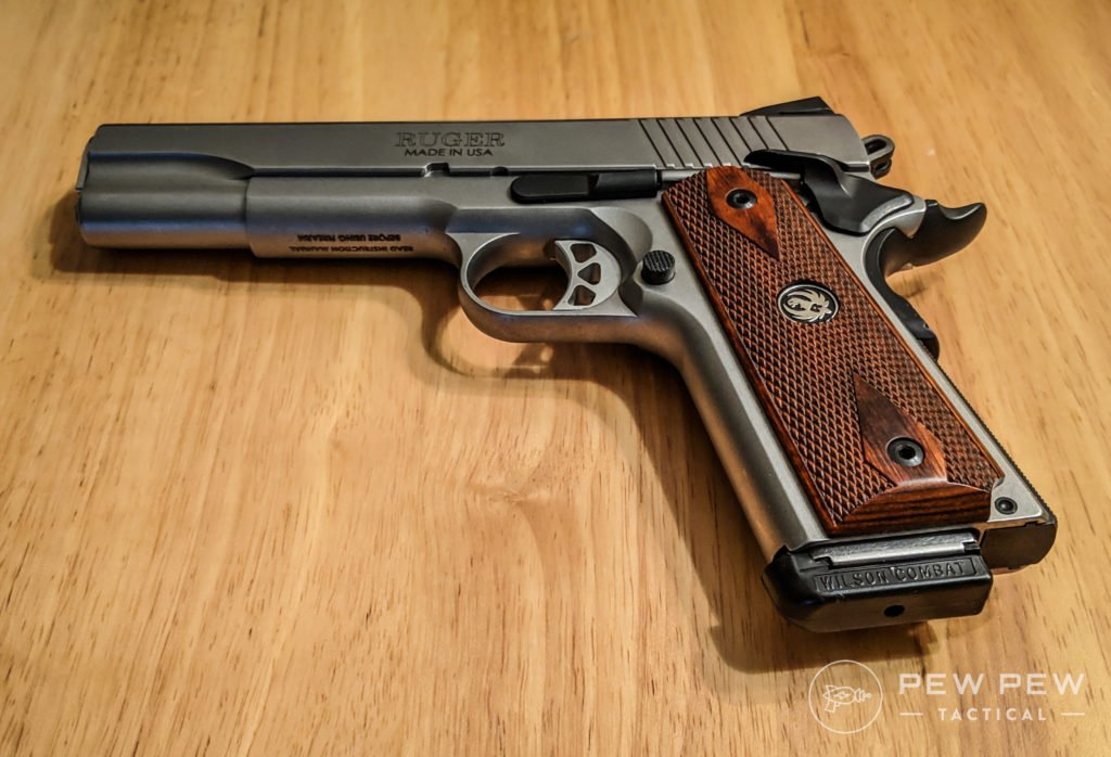 Ruger SR1911 [Hands-On Review]: New Go-To 1911? - Pew Pew