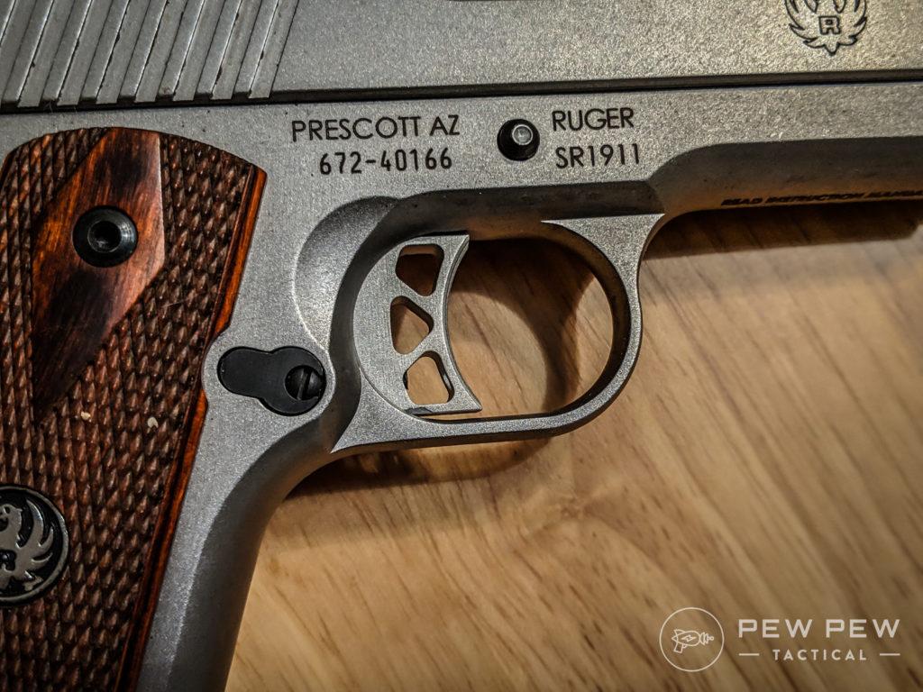SR1911 Trigger Right