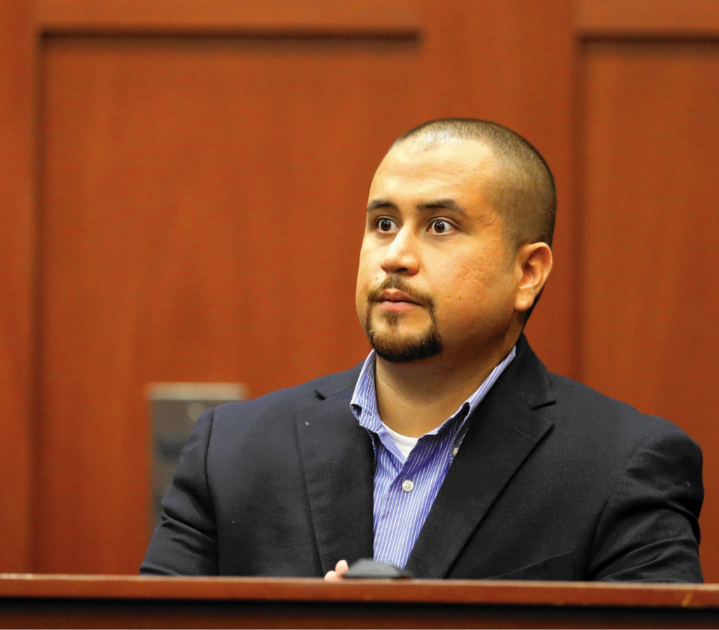 Zimmerman Shocked