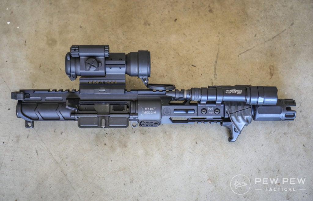 PWS Diablo MK107 2-M Upper